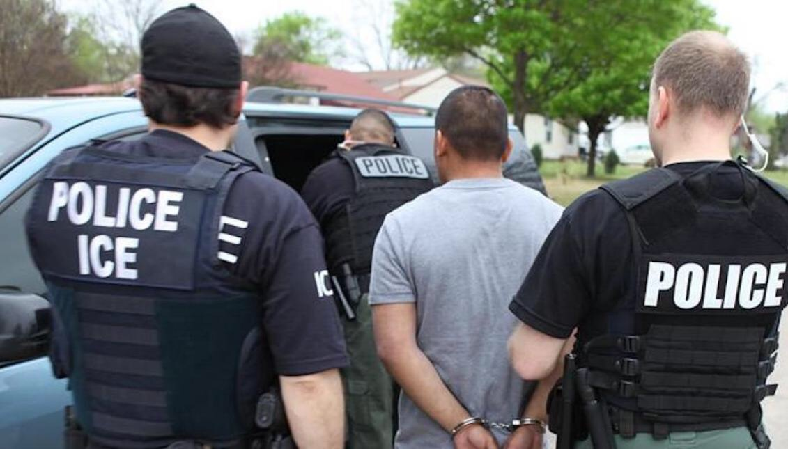 Immigration agents raids Texas teach repair center and